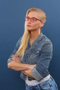 2I8B4891_bea.jpg DIOR rote Brille mit Bügel Havanna Kopie